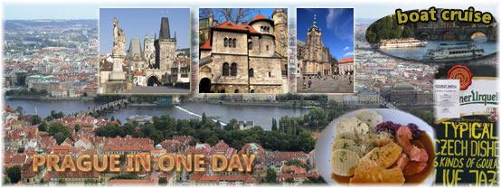 Prague in One Day