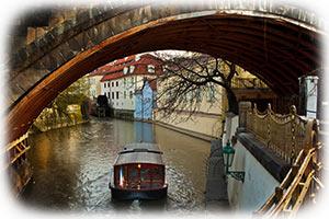 Prague Little Venice Cruise