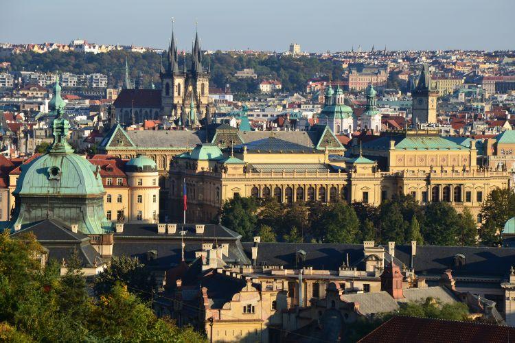 Transport mellem Prag og Šumperk