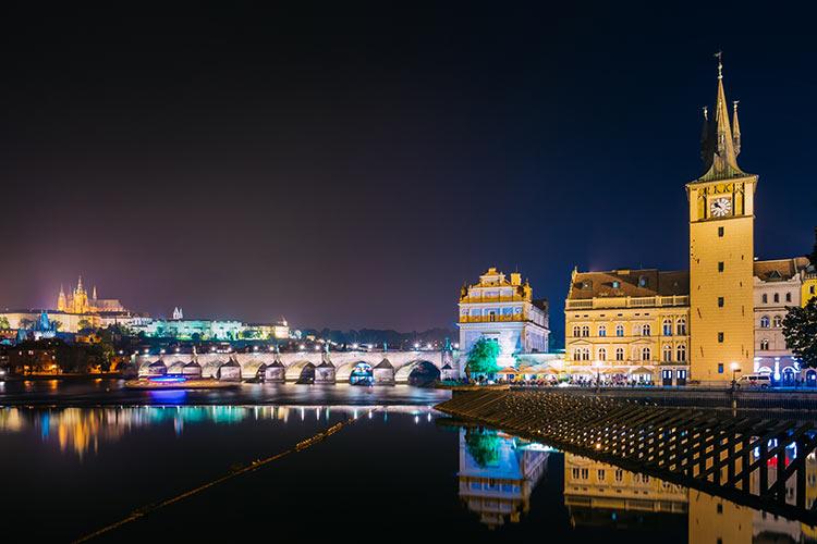Prague by Night Tour