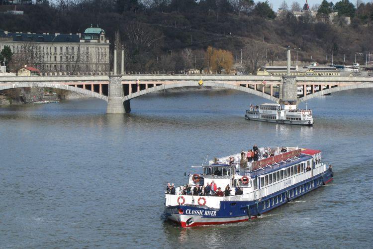 Transport mellem Prag og Mladá Boleslav