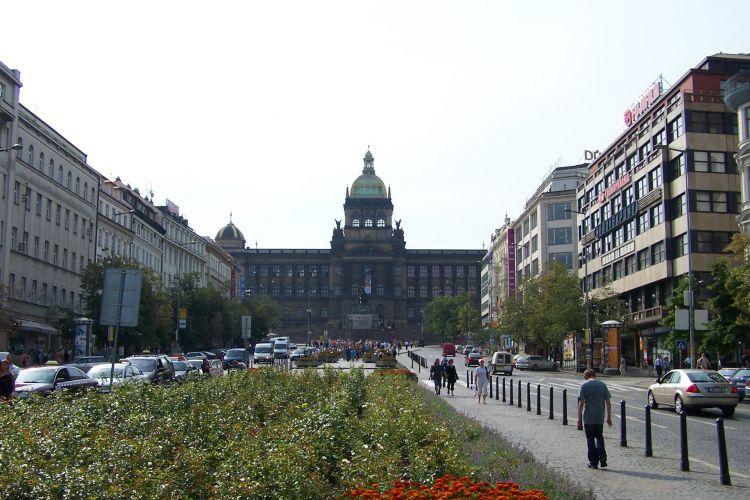 Transport mellem Prag og Ustí nad Labem